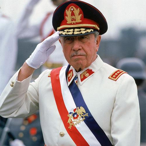 Je me souviens du General Pinochet