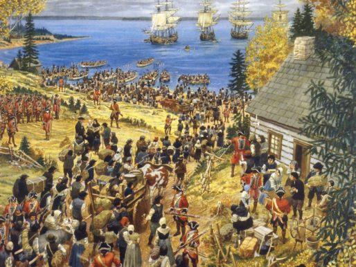 Di Acadia, Acadiensi e Cajuns